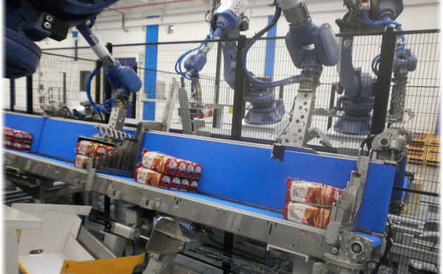 COMAU: la robotica al servizio del confezionamento e dell'imballaggio