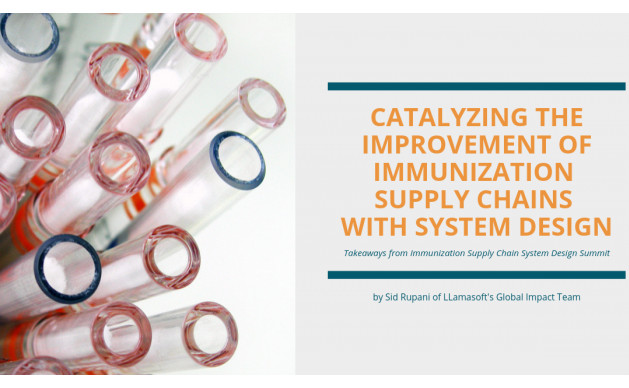 Catalyzing the Improvement of Immunization Supply Chains through System