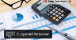 Budget/Forecast del Personale